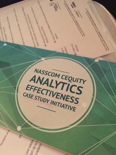 Hansa Cequity-NASSCOM Analytic Maturity in India report